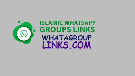 Latest Islamic WhatsApp Group links
