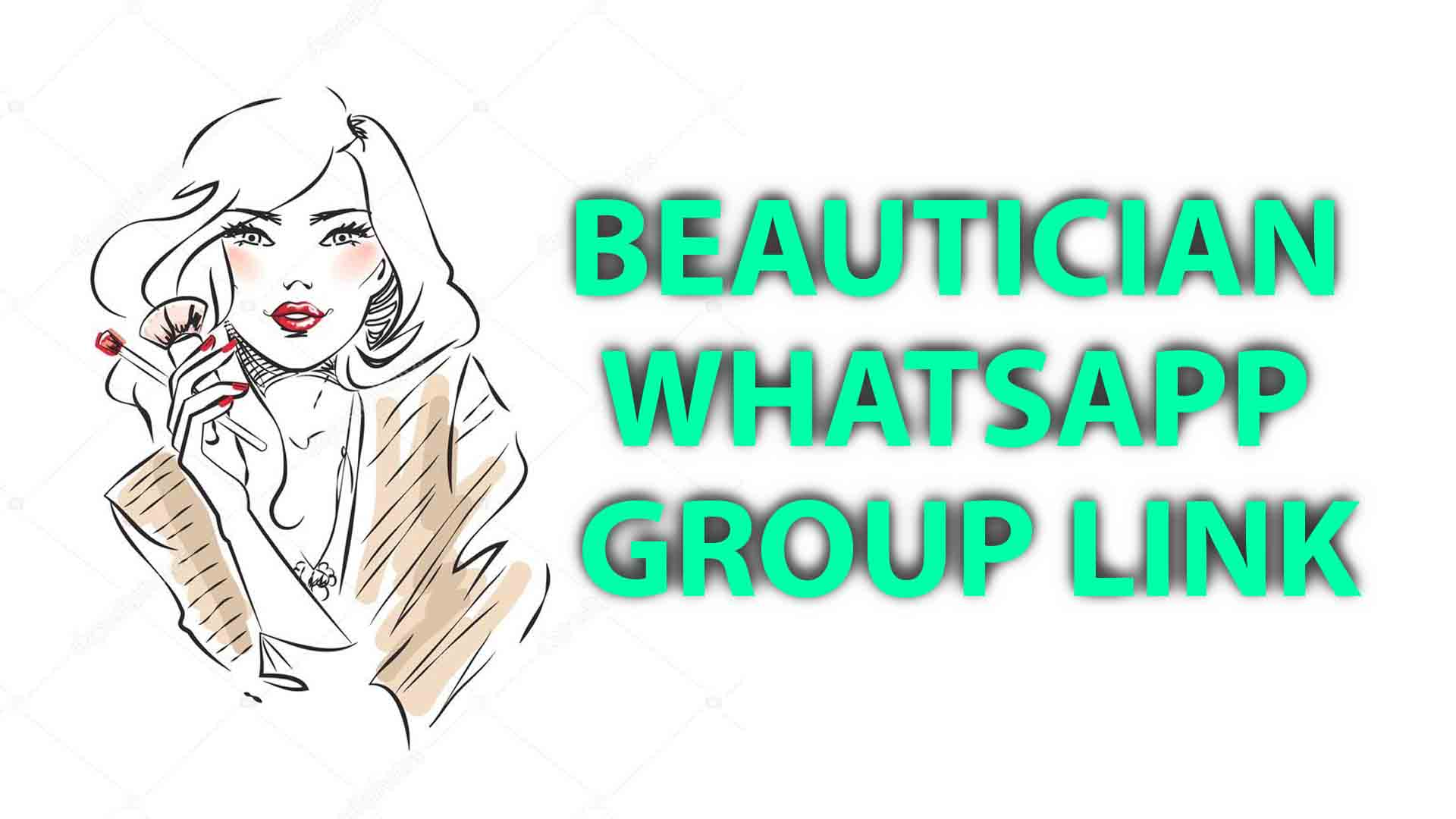 Beautician WhatsApp group link