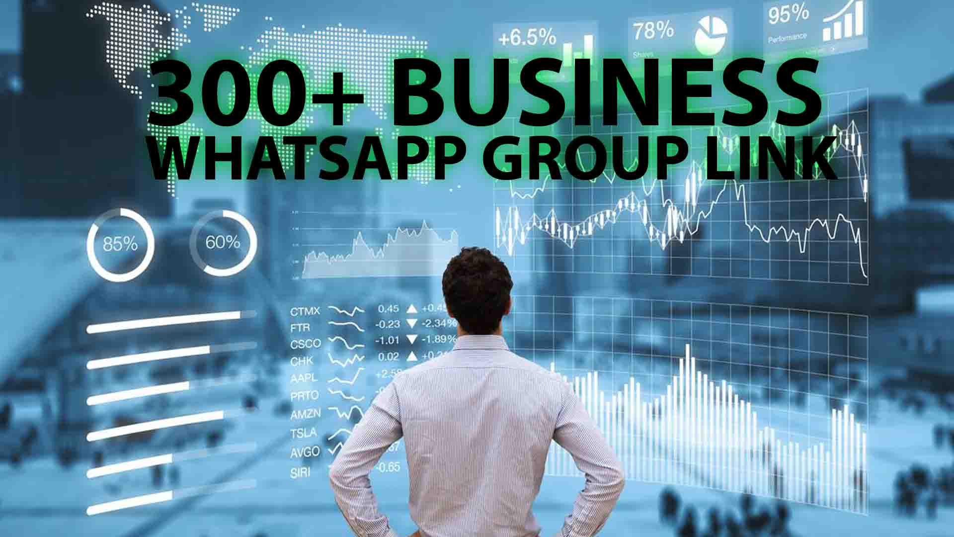 300+ Business Whatsapp Group Link