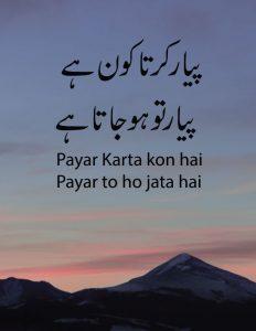 one line attitude Whatsapp Status in Urdu